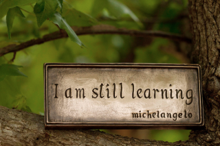 ı m still learning